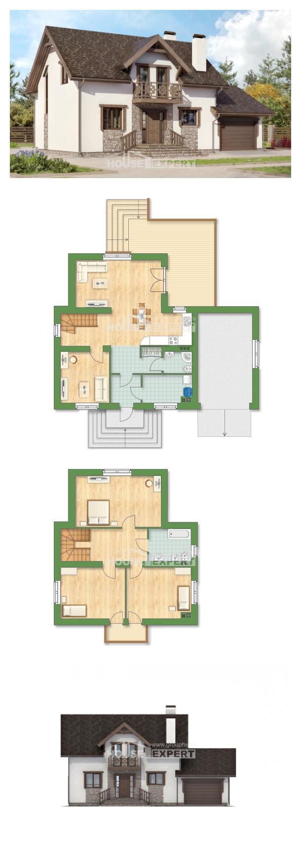 Проект дома 180-013-П | House Expert