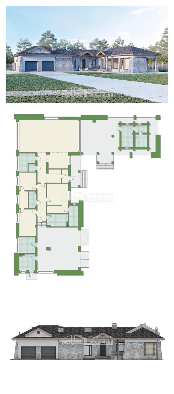 Проект дома 280-004-Л   House Expert