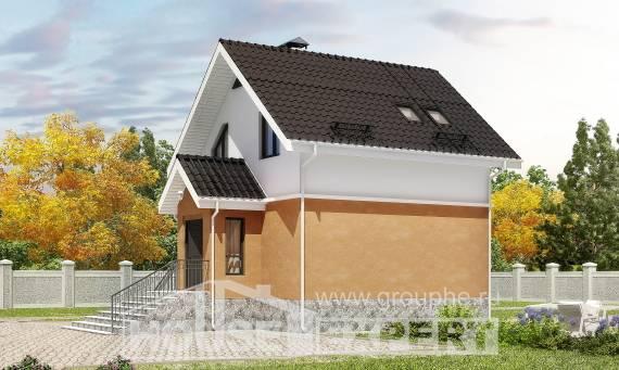 Отделка фасадов частных домов штукатуркой, фото и цены